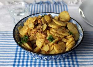 Franse aardappelsalade van Mei Li Vos