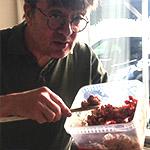 Jan proeft de rosolje de volgende dag