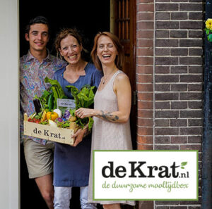 Advertentie de Krat 1
