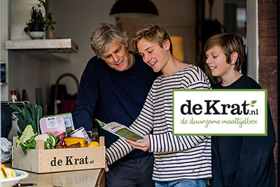 Advertentie de Krat 2