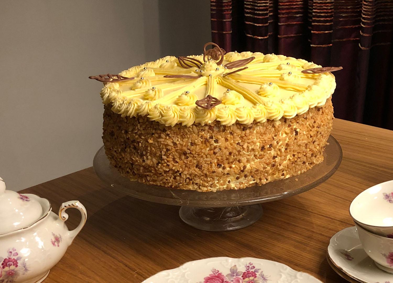 De taart van Doortje Deckers