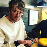 Jan Heemskerk lust nog wel een stukje van die Käsekuchen