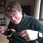 Jan Heemskerk proeft de fazant van Antoine Hermans
