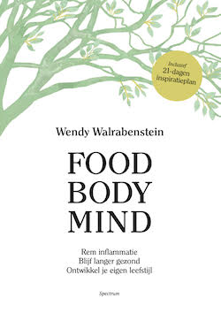Food Body Mind, boek van Wendy Walrabenstein