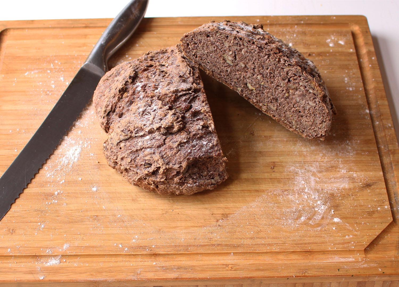 Noors brood dat onmogelijk kan mislukken van René Bakker