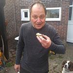 Marcel proeft de kip-courgette burgers
