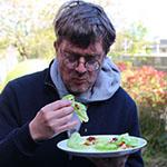 Jan Heemskerk taco's met knolselderij spitskool en vegetarische barbecuesaus van Ottolenghi