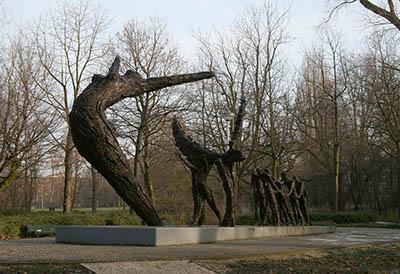 Het Nationaal Monument Slavernijverleden in het Amsterdamse Oosterpark (Foto: Arthena)
