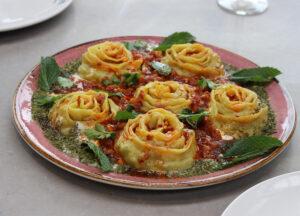 Mantu het lievelingsgerecht van Chef Maryam